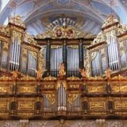 Orgel in der Stiftskirche Göttweig