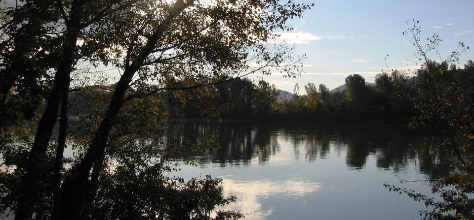 Donau Richtung Krems