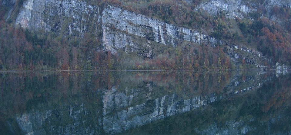 Klöntaler Herbst